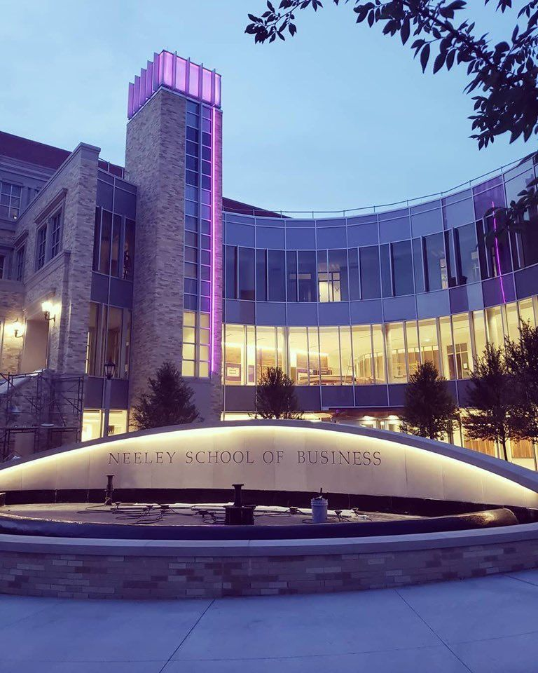 Texas Christian University (Neeley School of Business) -  Fort Worth,  Texas
