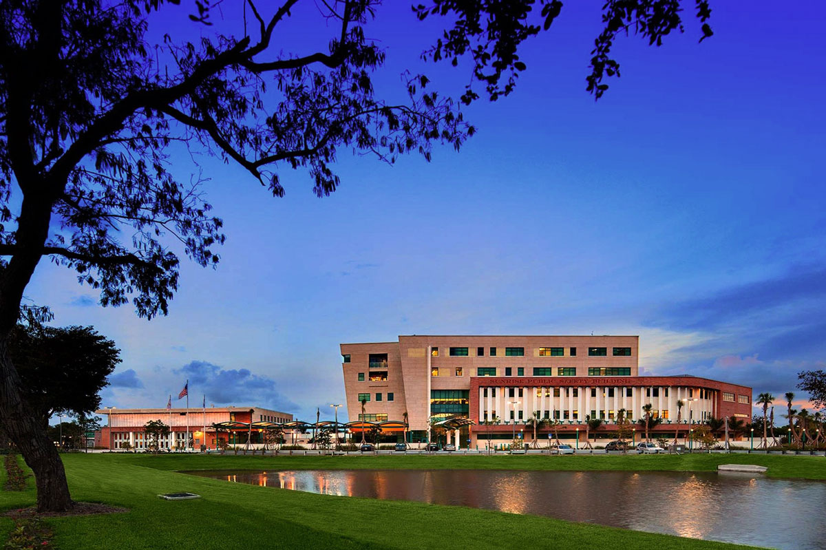 Sunrise Public Safety Complex -  Sunrise,  FL