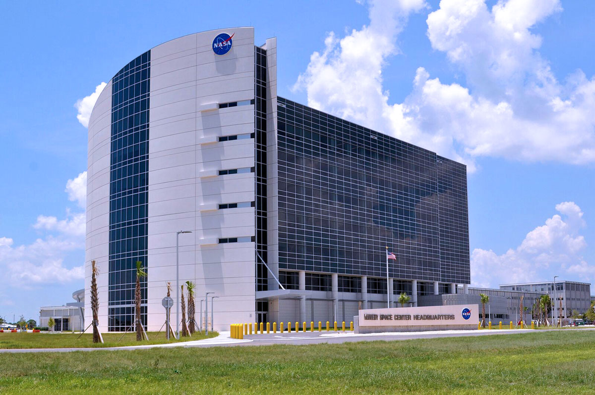 NASA Central Campus Headquarters -  Kennedy Space Center,  FL