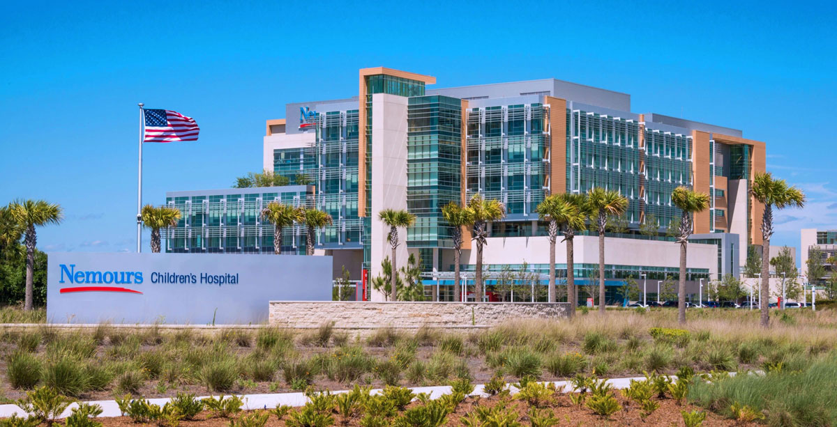 Nemours Children's Hospital -  Orlando,  FL