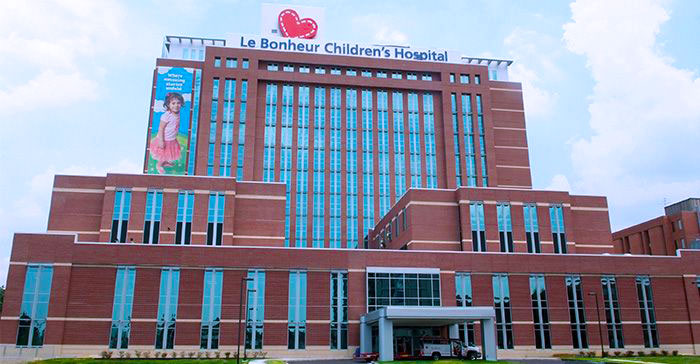 Le Bonheur Children's Medical Center -  Memphis,  TN