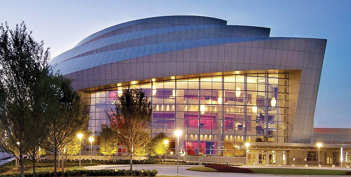 Cobb Performing Arts Centre -  Atlanta,  GA