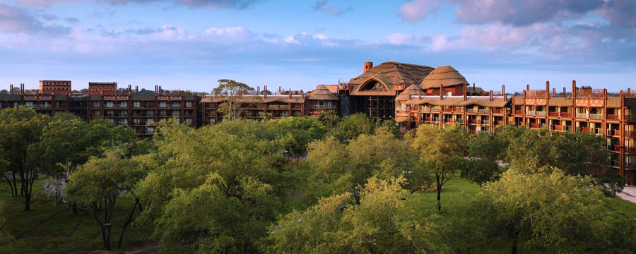 Disney Animal Kingdom Lodge-Vacation Club Villas -  Orlando,  FL