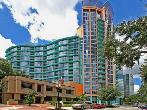 The Waverly on Lake Eola -  Orlando,  FL