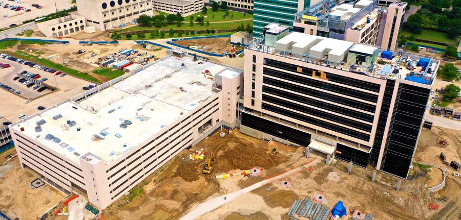 UT Southwestern Brain Institute and Cancer Center Project