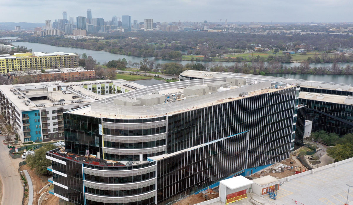 Oracle Waterfront Phase II -  Austin Commercial,  TX