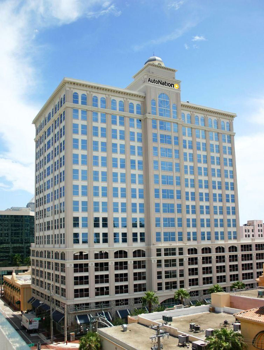 AutoNation Office Building -  Fort Lauderdale,  FL
