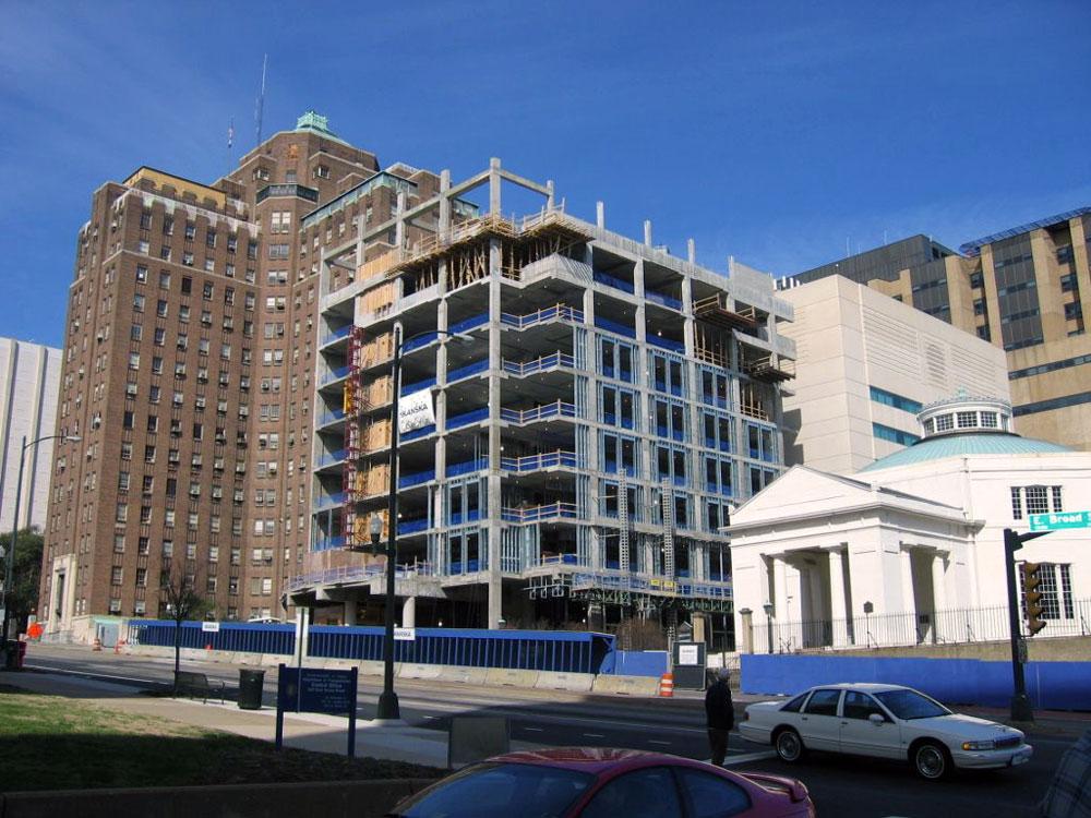 VCU Medical Science Building II -  Richmond,  VA