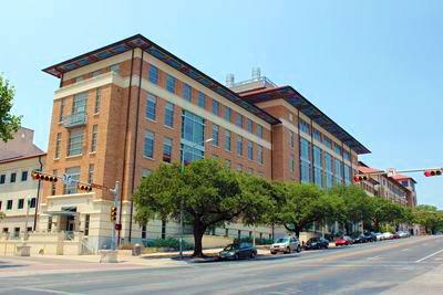 UT Center for Nano & Molecular Science & Technology -  Austin,  TX