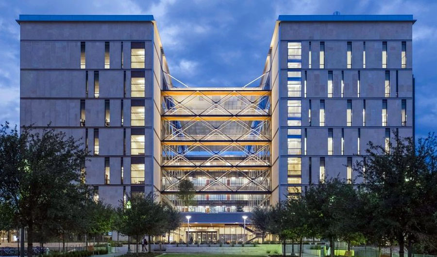 University of Texas at Austin EERC -  Austin,  Texas