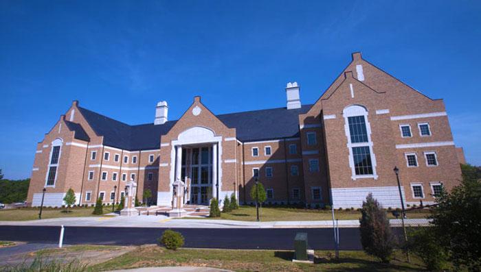 University of North Alabama (Science & Technology Center) -  Florence,  AL