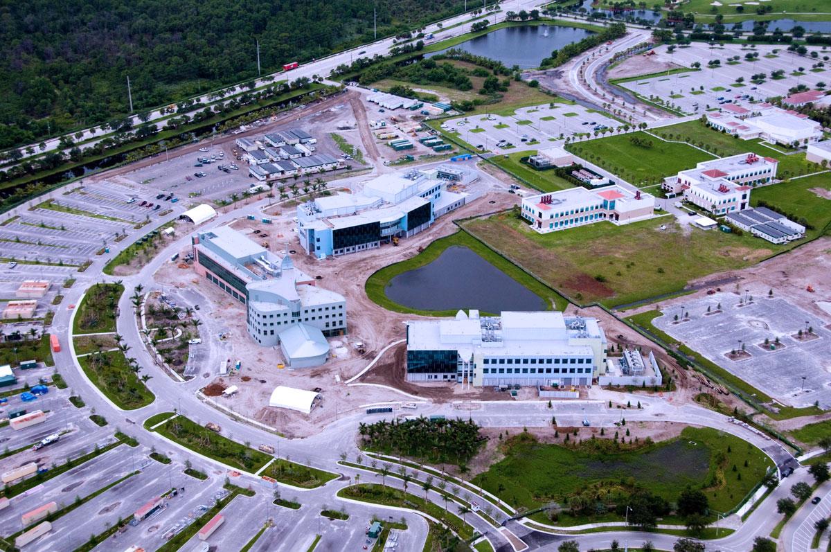 Scripps Research Institute -  Jupiter,  FL