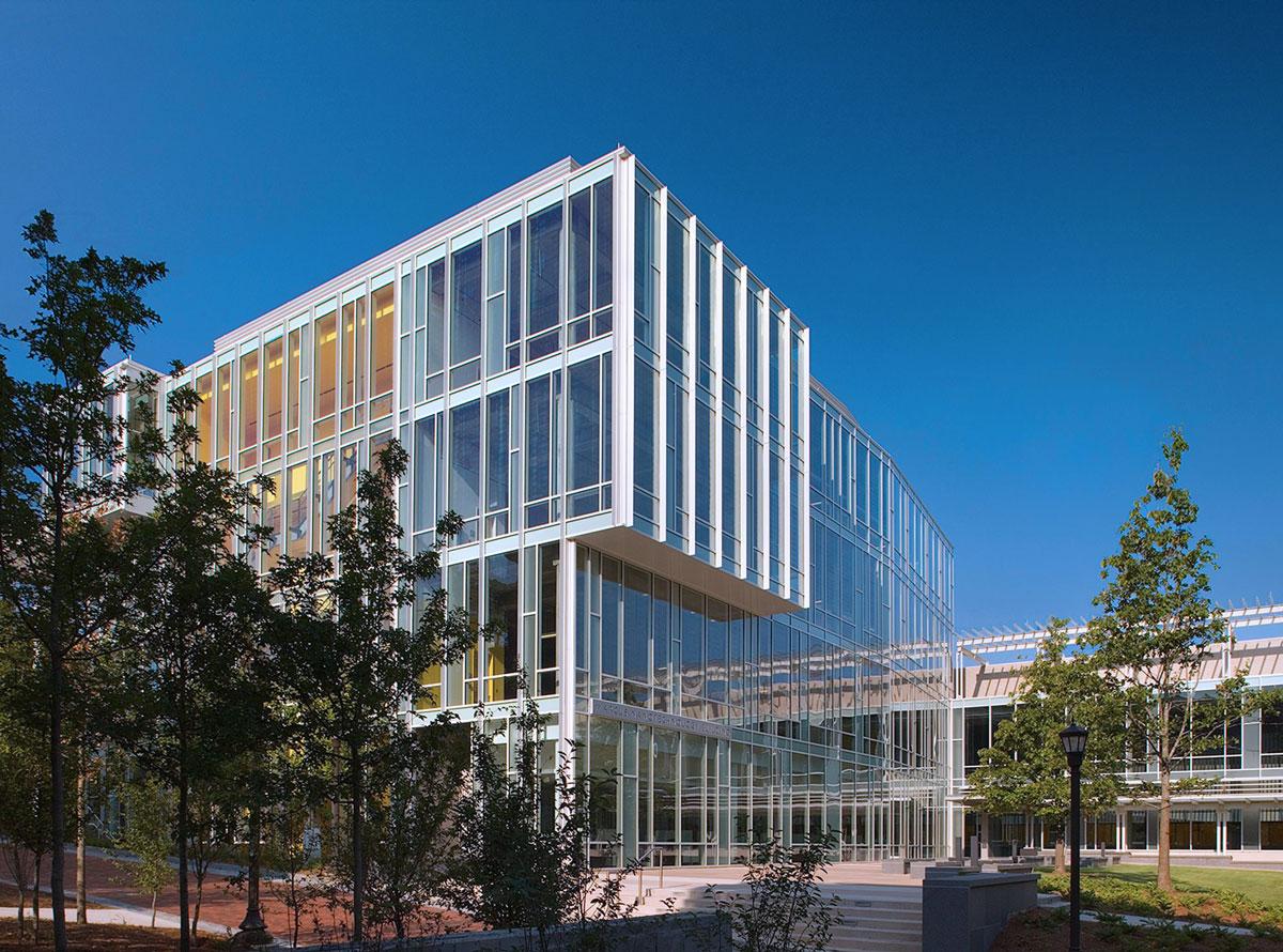 Georgia Tech Nanotechnology Building -  Atlanta,  GA