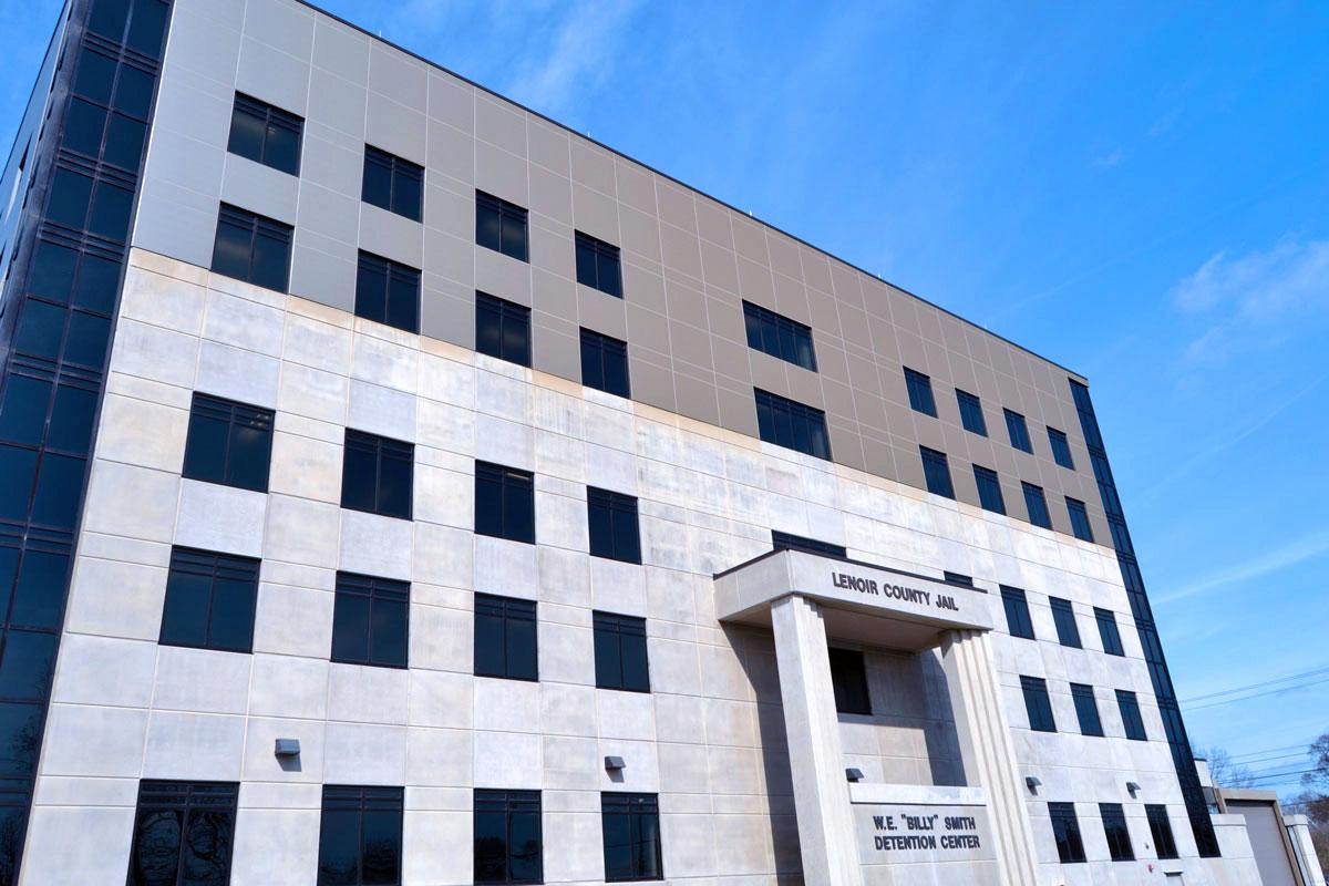 W.E. Smith Detention Center -  Kinston,  NC