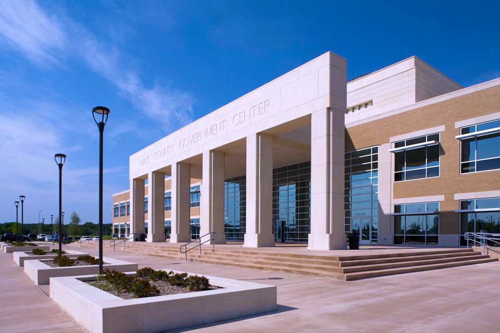 Hays County Government Center -  San Marcos,  TX