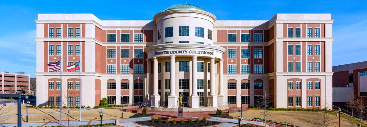Forsyth County Judicial Complex -  Cumming,  GA