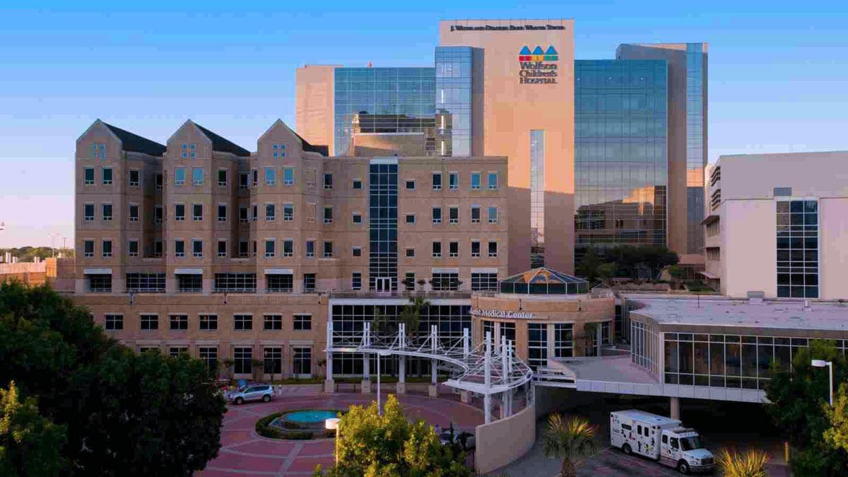 Wolfson Children's Hospital Tower -  Jacksonville,  FL