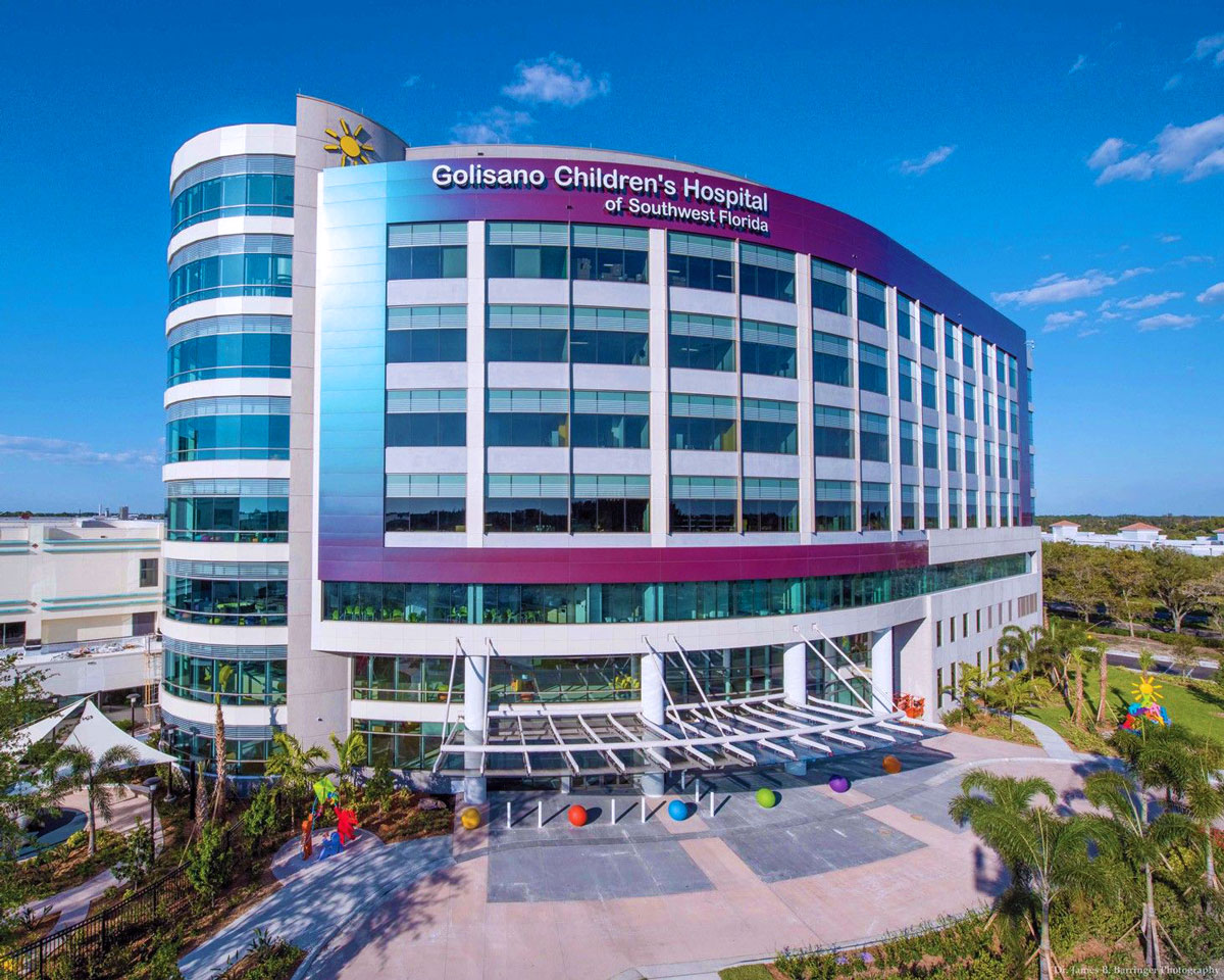 Golisano Children's Hospital of Southwest Florida Addition -  Fort Myers,  FL