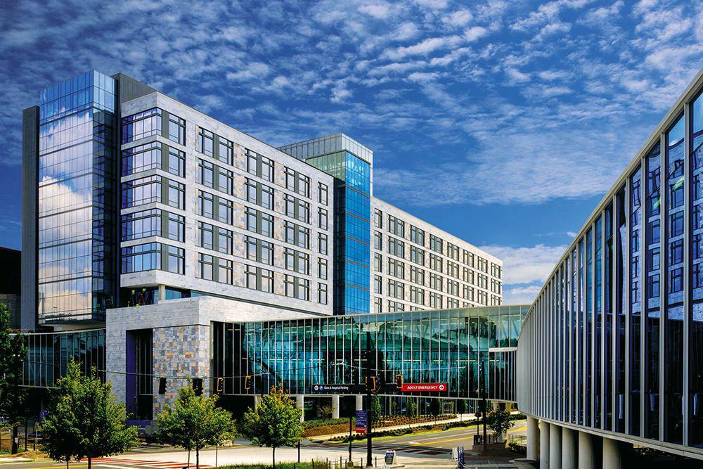 Emory Hospital J Wing Expansion -  Atlanta,  GA