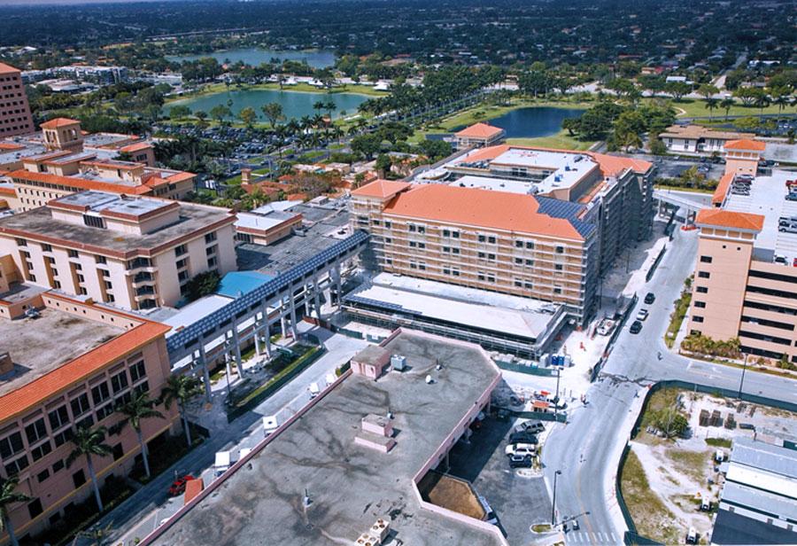 Baptist Hospital ED Expansion -  Miami,  FL