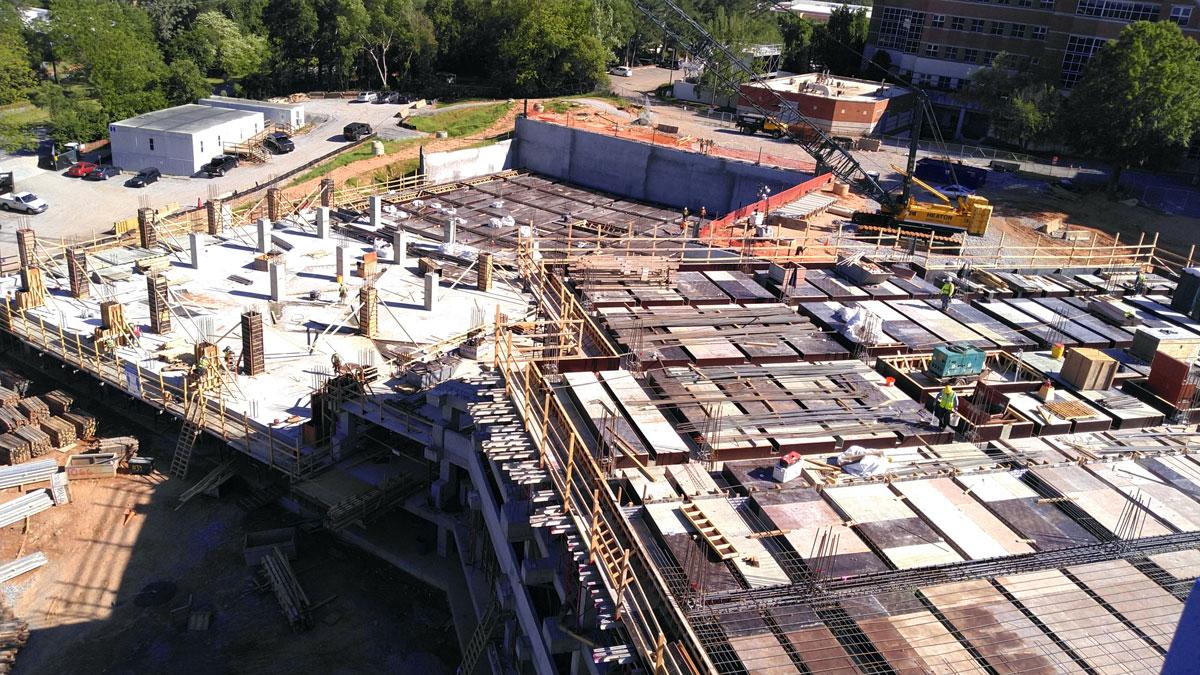 UGA Interdisciplinary STEM Research Building -  Athens,  GA