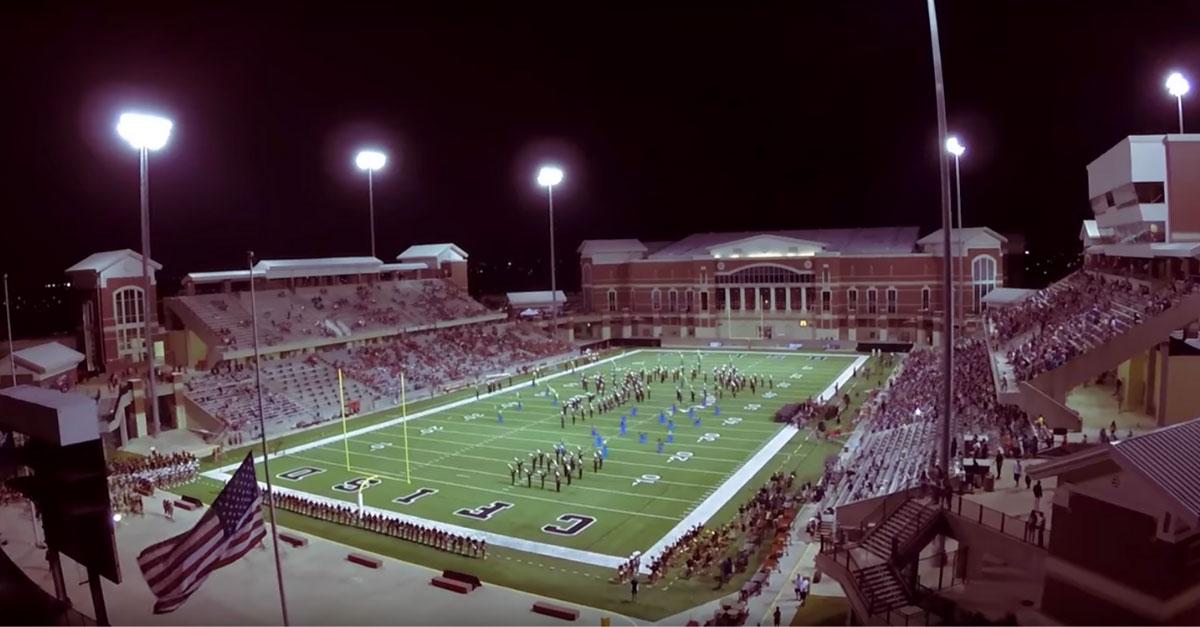 Richard E. Berry Educational Support Center & Athletic Stadium -  Houston,  TX