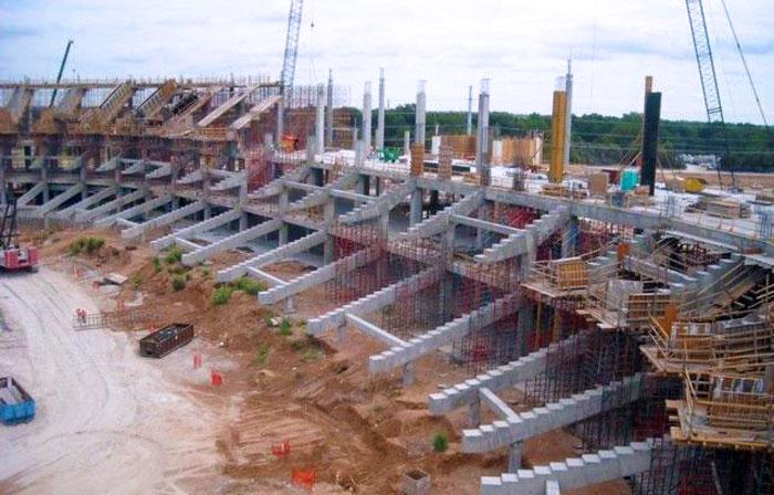Baylor University-McClane Stadium -  Waco,  TX