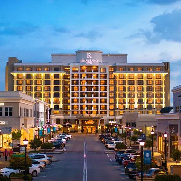 North Hills Renaissance Hotel -  Raleigh,  NC