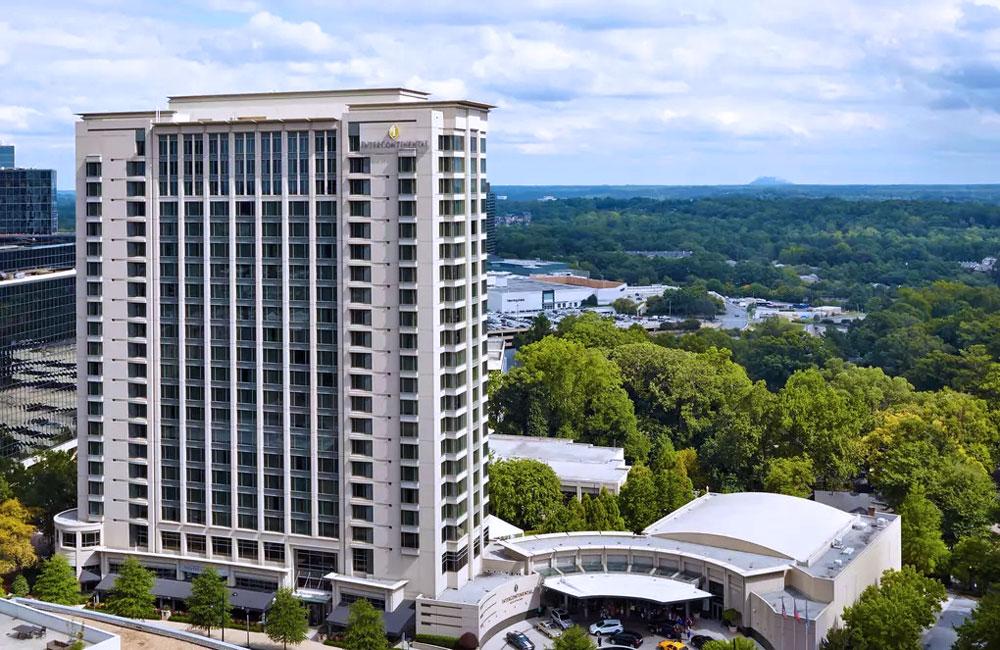 Intercontinental Hotel Buckhead -  Atlanta,  GA