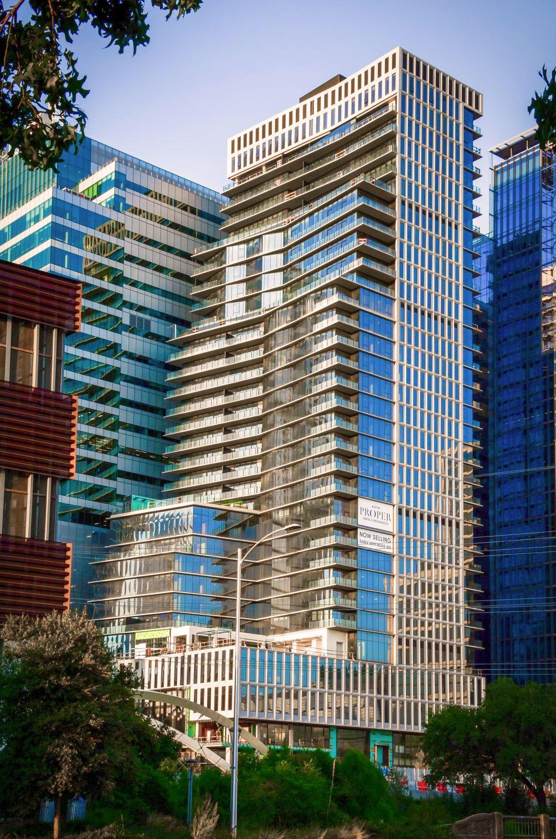 Austin Proper Hotel & Residences -  Austin,  TX