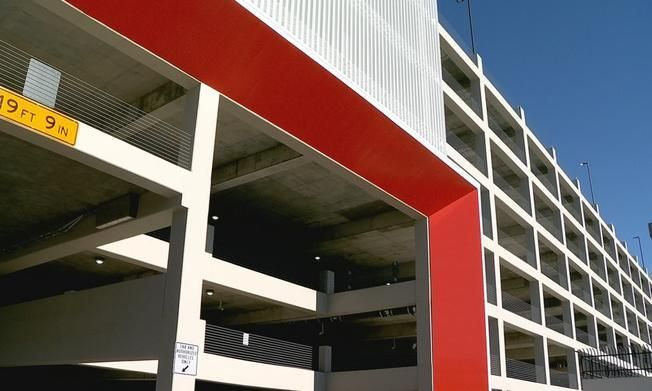 Love Field Parking Deck -  Dallas,  TX