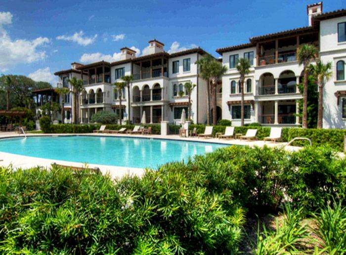 Beach Club Garden South Residences -  Sea Island,  GA