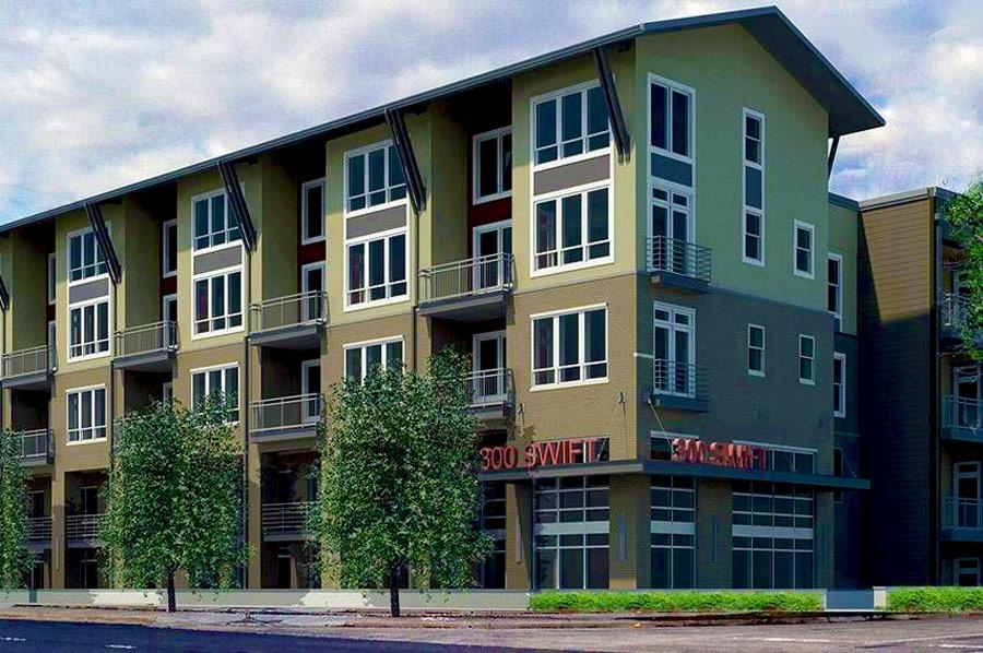 Swift Avenue Apartments -  Durham,  NC