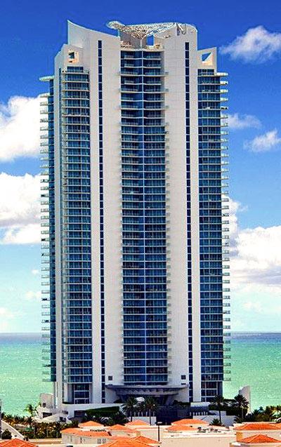 Jade Beach -  Sunny Isles,  FL