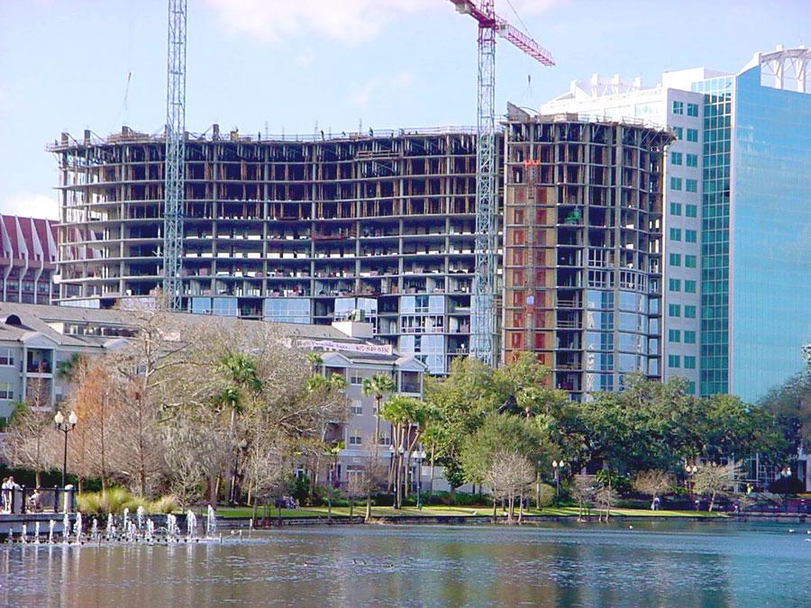 The Waverly on Lake Eola -  Orlando,  FL