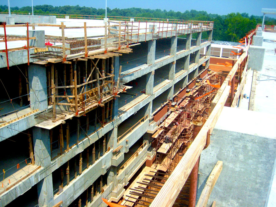 Lowes Corporate Parking Decks -  Mooresville,  NC