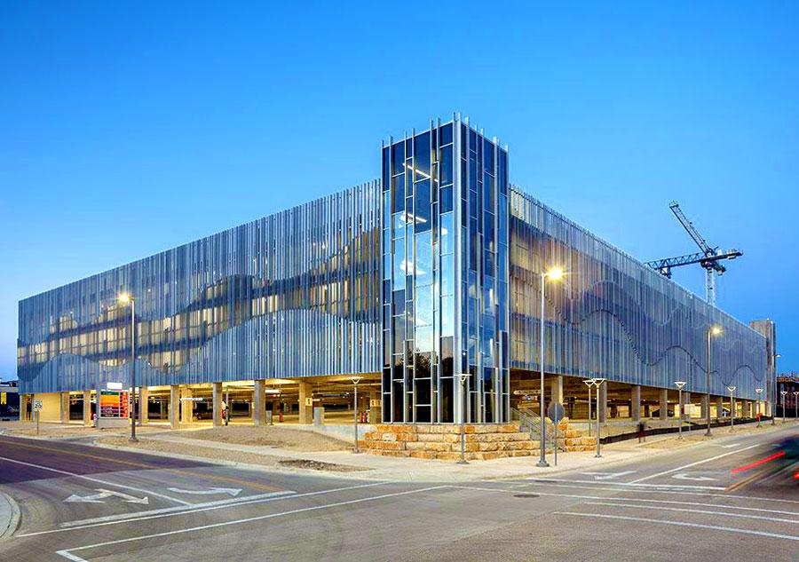 UTD Parking Garage IV -  Dallas,  TX