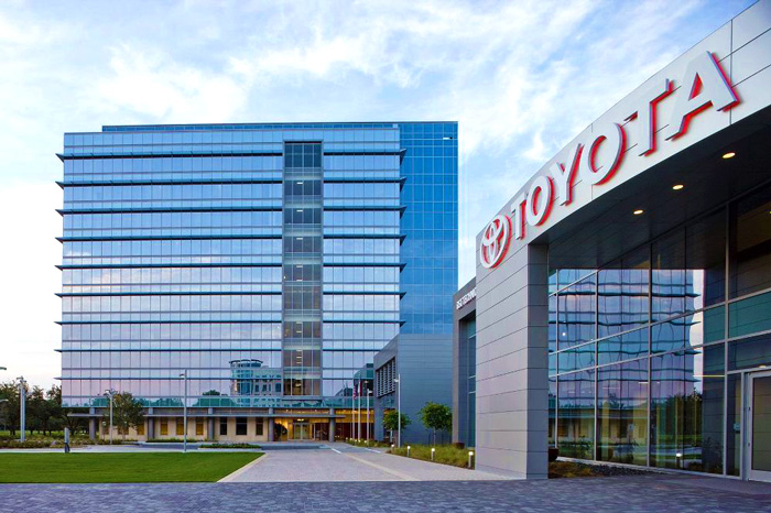 Gulf States Toyota Enclave Campus Project