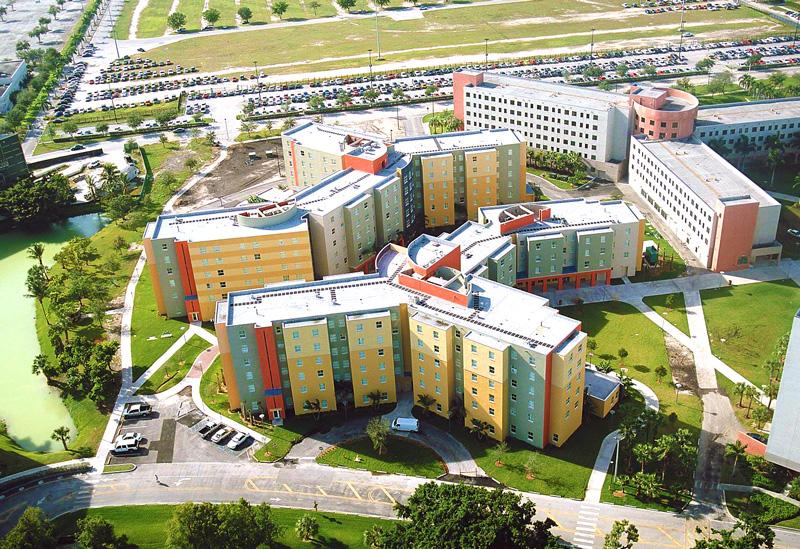 Florida International University Lakeview Housing Project