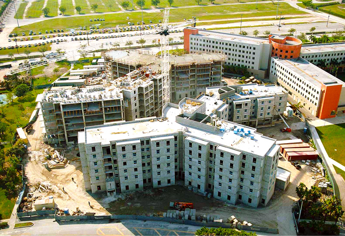 Florida International University Lakeview Housing -  Miami,  FL
