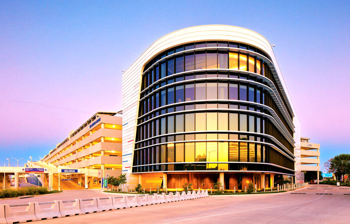 Austin-Bergman International Airport Administrative Office Building -  Austin,  TX