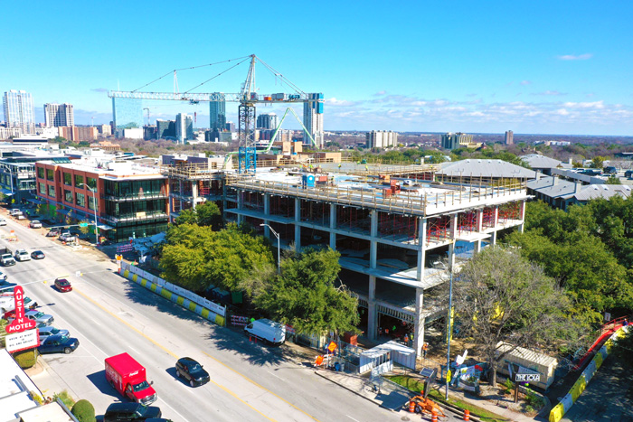 State House Mixed-Use -  Austin,  TX