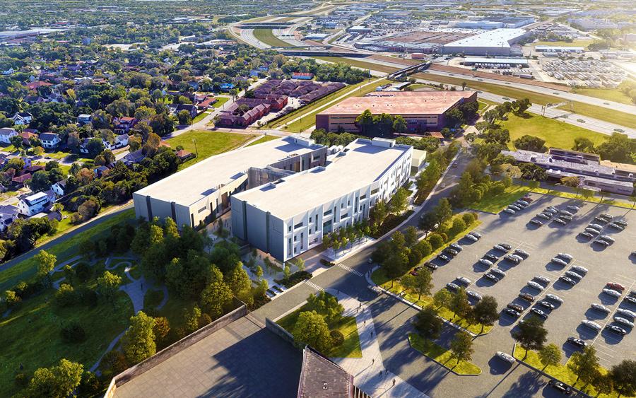 UT Health Continuum of Care Campus -  Houston,  TX
