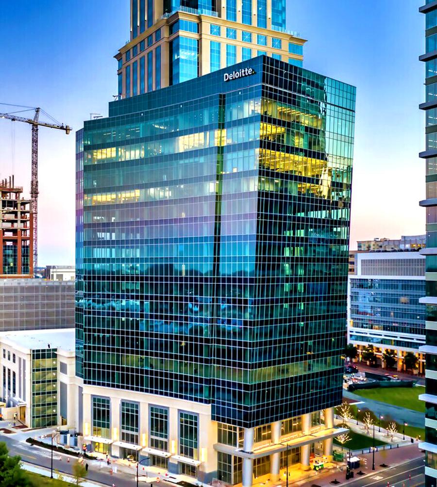 Deloitte Tower Project