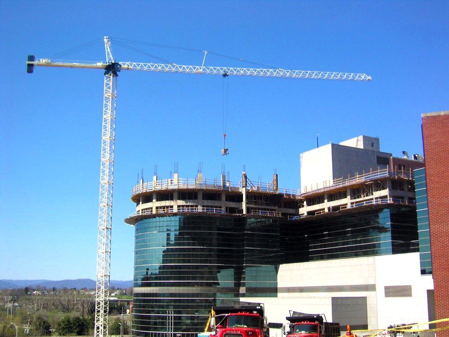 Carillion Roanoke Memorial & Expansion Project