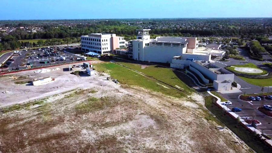 Florida Hospital MOB Project