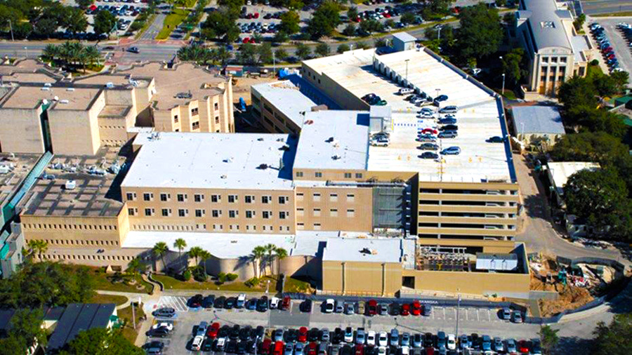 H. Lee Moffit Cancer Center and Research Institute Project
